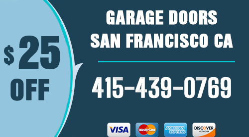 Garage Doors San Francisco CA Coupon