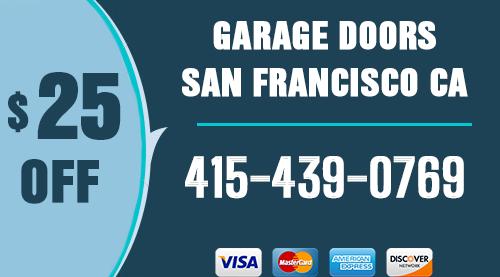 Garage Doors San Francisco CA Coupon