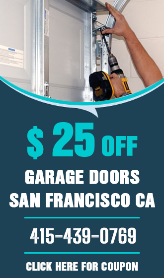 Garage Doors San Francisco CA Offer