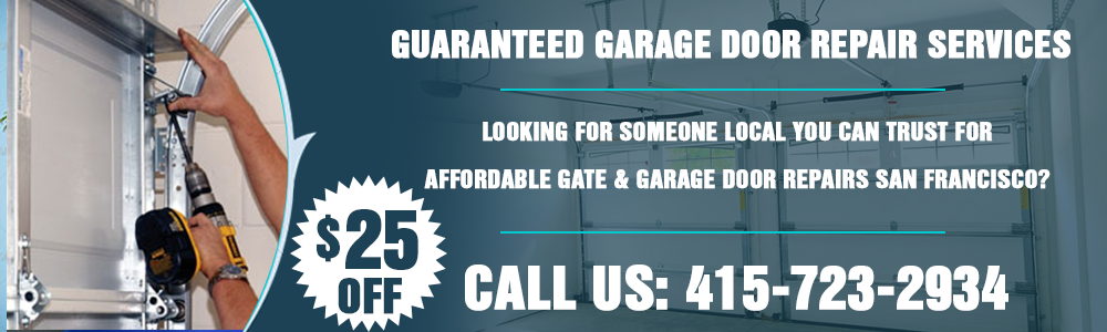 garage door installation san francisco ca