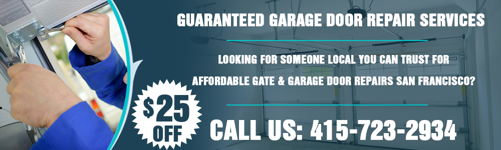 garage door repair san francisco ca